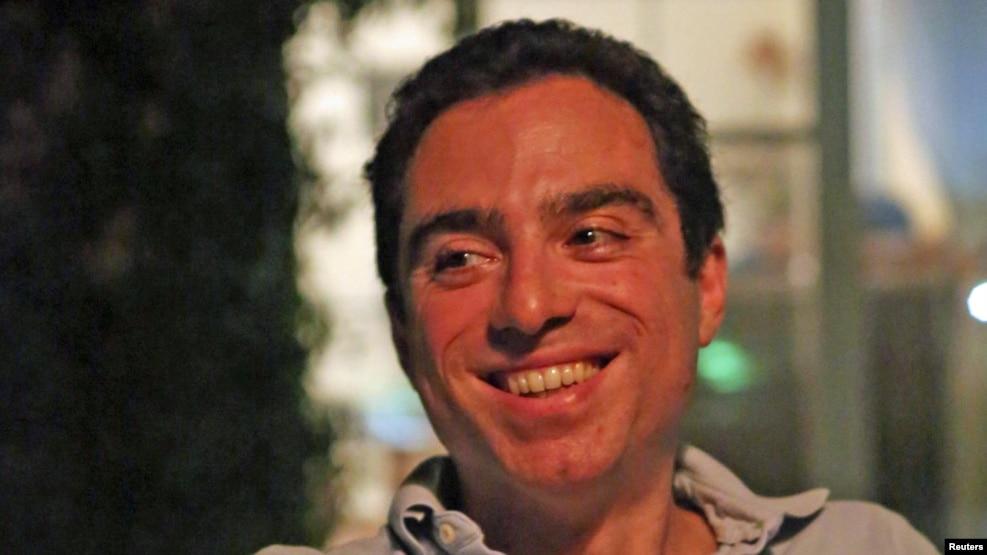 Iranian-American consultant Siamak Namazi in May 2012