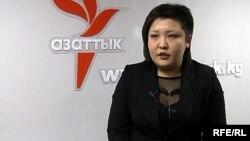 Индира Сатаркулова