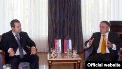 Ivica Dačić i Stanislav Čađo