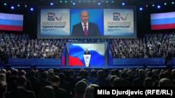 Putin se na ovim izborima kandiduje kao samostalni kandidat