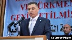 زعيم الجبهة التركمانية العراقية ارشد الصالحي