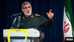 یک سیاستمدار ارشد شیعه در عراق میگوید که این نخستین آزمایش اسماعیل قاآنی برای متحد کردن گروههای شیعه عراقی است.