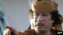 Муамар Кадафі