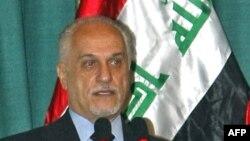 د. حسين الشهرستاني نائب رئيس الوزارء لشؤون الطاقة