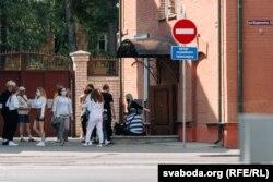 Ля суду Чыгуначнага раёну Віцебску