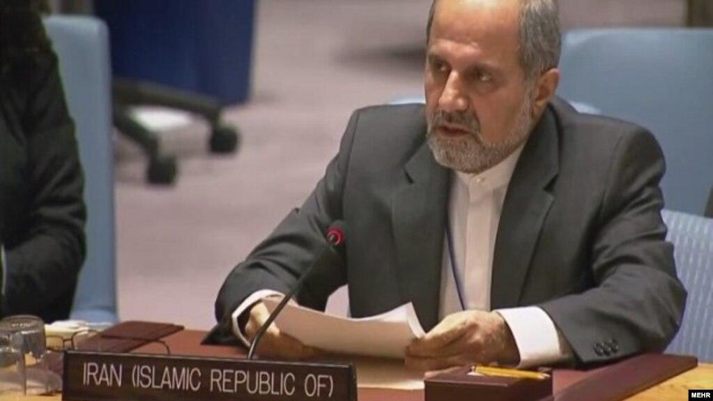ایران در مورد تهدید دریایی نتانیاهو به سازمان ملل نامه نوشت