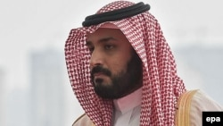 Saud Arabystanynyň goranmak ministri Muhammad bin Salman