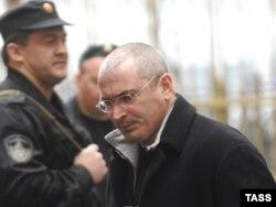 Mikhail Khodorkovski, 2009.