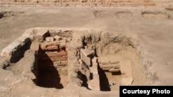 Древнее городище «Кырык-Оба». Западно-Казахстанская область.