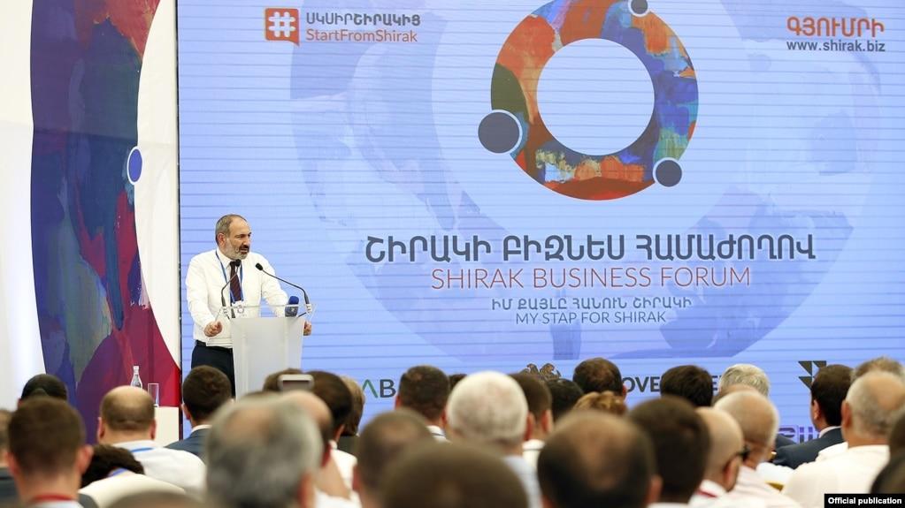Армения должна вновь обрести былую славу промышленной страны – премьер