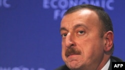 Ilham Aliyev is looking to continue as president.