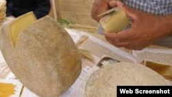 Livanjski sir, foto: Bosnia-Herzegovina - Livno cheese, undated