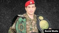 Узбекистанан ММА-н латархо Нурматов Бекзода