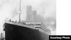 Параход «Титаник»