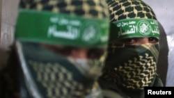 Члени військового крила «Хамасу» в Газі, 3 липня 2014 року