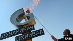 Уже разрабатывается проект прокладки газопровода из Цхинвала в Ленингор: в конце следующего года в села района должен быть подан российский газ