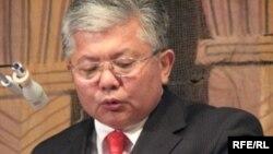 Former Kyrgyz Foreign Minister Alikbek Jekshenkulov