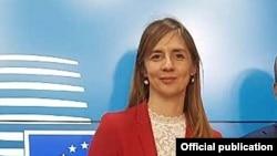 Гувернерката на НБРМ Анита Ангеловска - Бежоска
