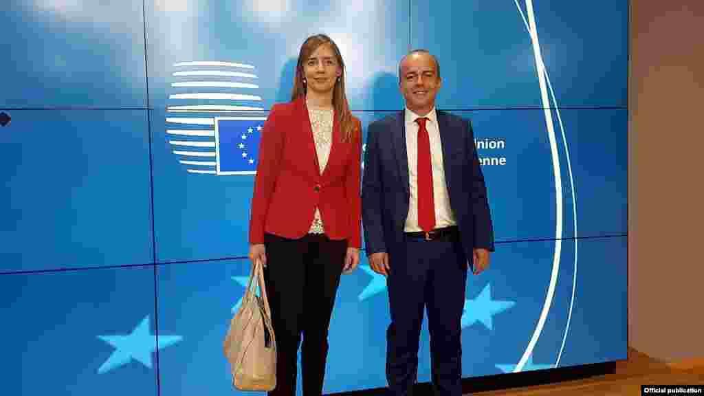 МАКЕДОНИЈА / БЕЛГИЈА - Според Извештајот на Европската комсиија Македонија бележи најголем напредок во исполнувањето насоките на ЕУ во Програмата за економски реформи во споредба со земјите од регионот, соопшти Министерството за финансии.