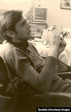 Джек Барский в возрасте 16 лет