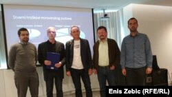 Čelnici i eksperti sindikalnih središnjica, Zagreb