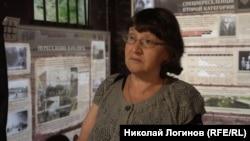 """Ирина Янченко, автор проекта """"Живая память"""". Томск"""