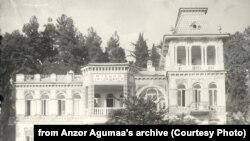 Фото из архива Анзора Агумаа