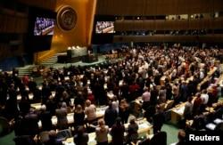 Штаб-квартира ООН в Нью-Йорку (фото архівне)