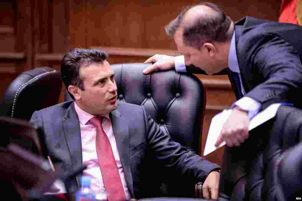 МАКЕДОНИЈА - Министерот за внатрешни работи, Оливер Спасовски изјави дека мора да бидат максимално одговорни во однос на начинот на кој се трошат парите на граѓаните, одговарајќи на прашање во врска со Извештајот на Стејт департментот во кој се нотира постоење корупција во Македонија на различни нивоа.