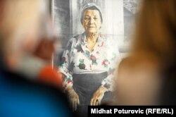 Portret majke Safeta Zeca, Sarajevo