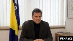 Kryeministri i Federatës Boshnjako-Kroate në Bosnje e Hercegovinë, Fadil Novalic.