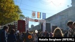 Chişinăuienii au sărbătorit Ziua oraşului