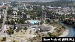 Подгорица, столицата на Черна гора