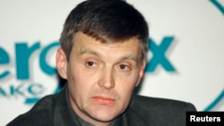 Alelsandr Litvinenko, 1998