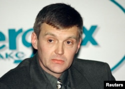 Former FSB officer Aleksandr Litvinenko died of polonium poisoning in 2006.