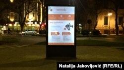 Problematičan pristup protivpožarnog vozila: Viktorija Aladžić