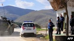 Makedonska policija je bugarski autobus zaustavila na putu prema Kumanovu (ilustrativna fotografija)