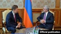 Երևան, 16-ը հունիսի, 2017 թ․ , լուսանկարը՝ նախագահի կայքէջի