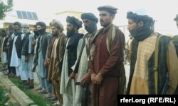 """Ауғанстанның Фаряб өңірінде үкімет жағына шыққан """"Талибан"""" содырлары. 30 маусым 2016 жыл."""
