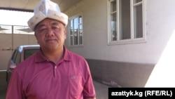 Абдылда Капаров