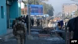 После нападения на консульство Пакистана в Джелалабаде (Афганистан, 3 января 2016 года)