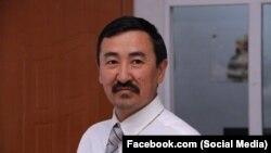 Абдыжапар Нурдинов.