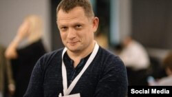 Старший вице-президент EPAM Максим Богрецов.