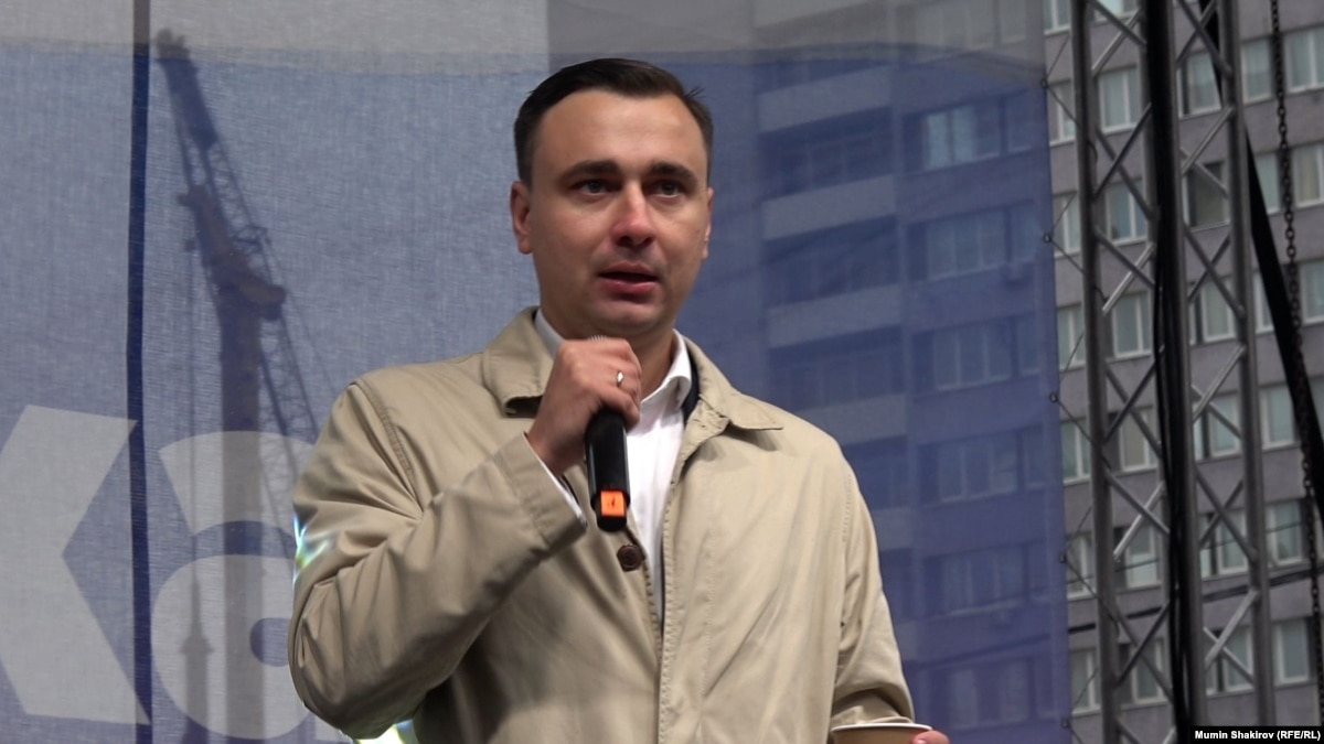 Zhdanov Says Foreign Payments To Navalny Foundation In Russia Sent To Blocked Account