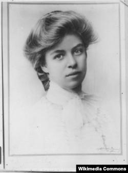 Элеонора Рузвельт, 1898