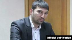 Ибрагим Эльджаркиев, архивное фото
