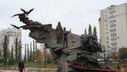 Мостай Кәримгә һәйкәл ачылышында Кадим Аралбаев чыгышы