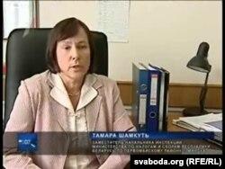 Тамара Шамкуць апавядае пра справу Бяляцкага па БТ