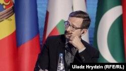 Генэральны сакратар АБСЭ Томас Грэмінгер у Менску, 3 верасьня