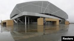 Стадион во Львове. Иллюстративное фото.